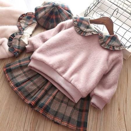 girls1 winter2 blouses1 skirts5 بلوز و دامن های زمستانی دخترانه