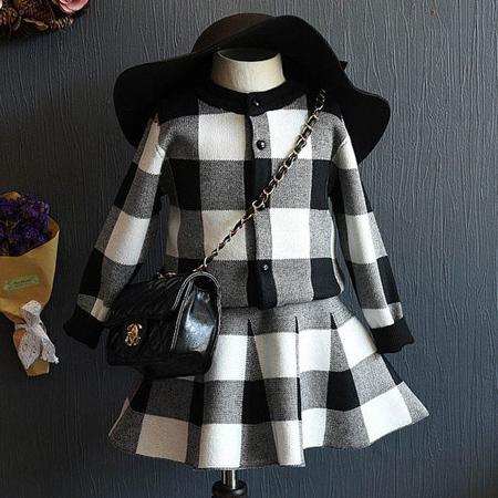 girls1 winter2 blouses1 skirts7 بلوز و دامن های زمستانی دخترانه