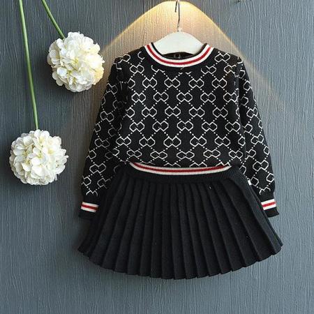 girls1 winter2 blouses1 skirts9 بلوز و دامن های زمستانی دخترانه
