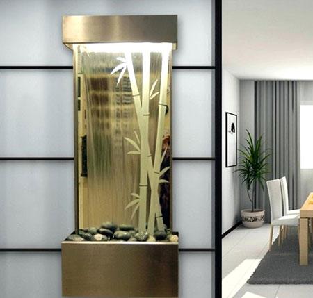 ایده هایی برای آبنماهای شیشه ای, طراحی آبنماهای شیشه ای
