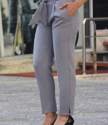 پوشیدن انواع شلوار,نکاتی برای پوشیدن شلوار راسته