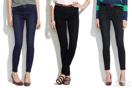 نکاتی برای پوشیدن شلوار جین لوله, مهارت های پوشیدن شلوار