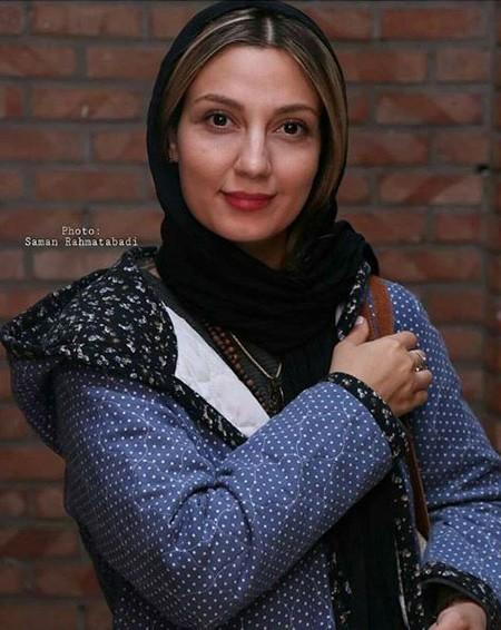 hadith amini8 بیوگرافی حدیث میر امینی + عکس های حدیث میر امینی و همسرش