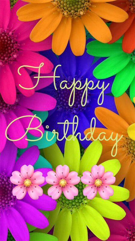happy2 birthday1 brother1 wife 448x800 اس ام اس تبریک تولد به زن برادر