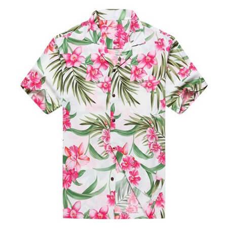 شیک ترین پیراهن های هاوایی,پیراهن هاوایی مردانه