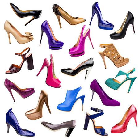high1 heeled shoes1 روش های ست کردن کفش های پاشنه بلند رنگی