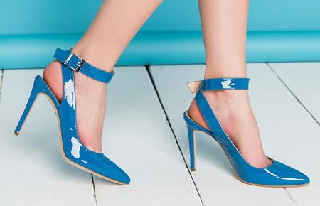 high1 heeled shoes3 روش های ست کردن کفش های پاشنه بلند رنگی