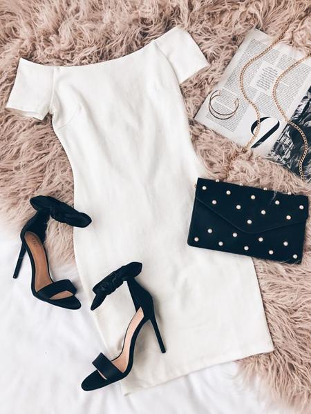مدل لباس های سفید,لباس سفید