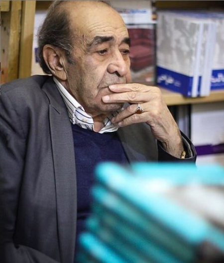 hossein khajeh1 1 بیوگرافی ایرج خواجه امیری