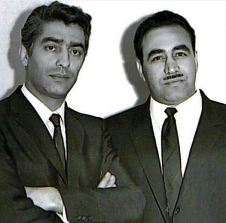 hossein khajeh1 2 بیوگرافی ایرج خواجه امیری