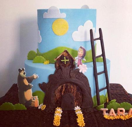 عکسهای کیک تولد,عكس كيك تولد