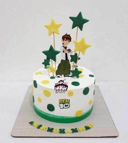 عکس کيک تولد,مدل های کیک تولد