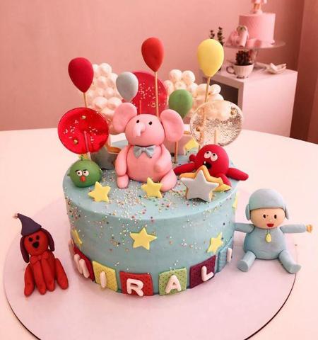 کیک تولد,ایده هایی برای کیک تولد