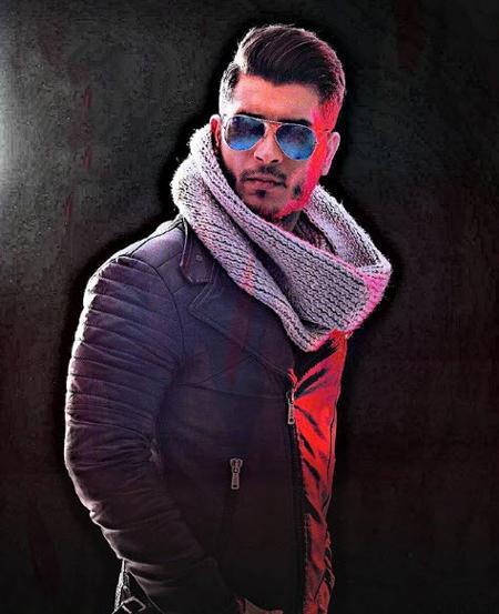 imangholami singer1 4 بیوگرافی ایمان غلامی خواننده پاپ