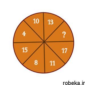 intelligence test4 1 تست هوش تصویری