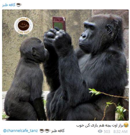 joke telegram7 mr09 عکس های طنز و خنده دار تلگرام