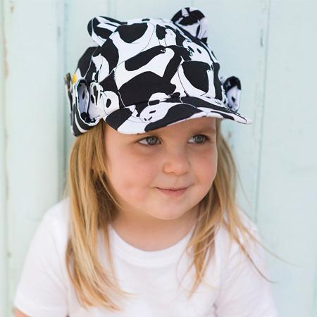 kid3 hat2 model18 مدل کلاه نقاب دار بچه گانه
