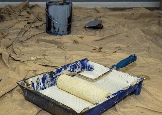 kkfskkjeioretj e5oitu5890uyhkro هفت ابزار لازم برای نقاشی ساختمان