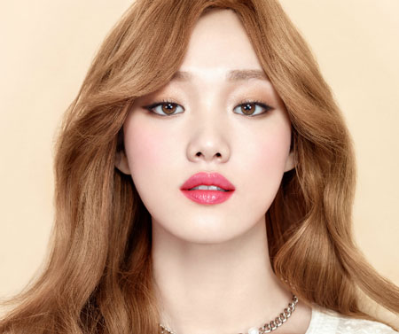 korean makeup like 1 آرایش کره ای همراه با تصاویر