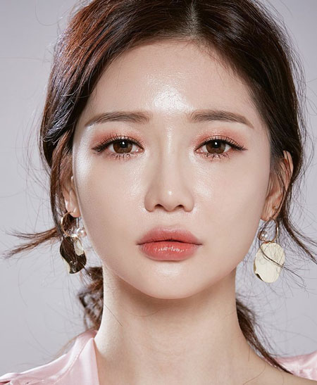 korean makeup like 2 آرایش کره ای همراه با تصاویر