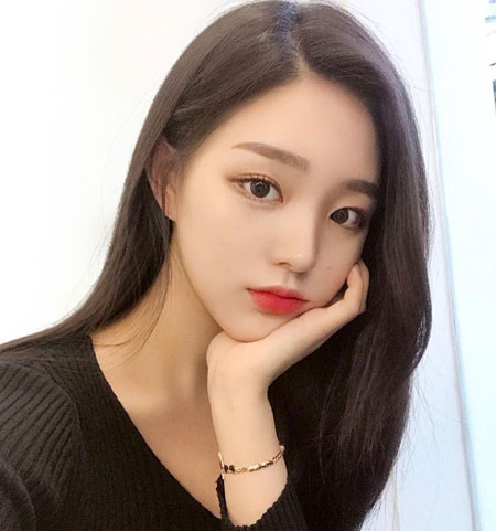 korean makeup like 4 آرایش کره ای همراه با تصاویر