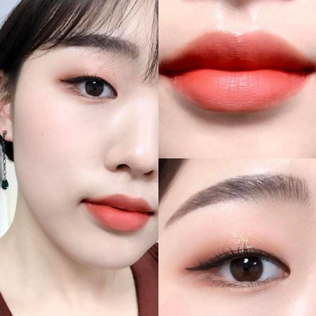 korean makeup like 9 آرایش کره ای همراه با تصاویر