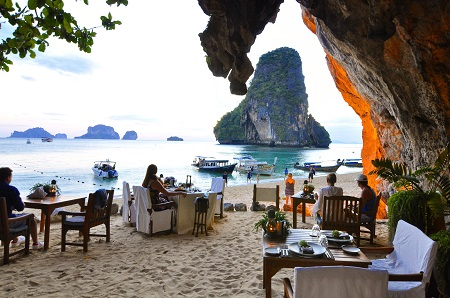 krabi thailand 01 معرفی جزیره کرابی، بهشت تایلند