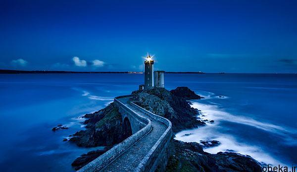 lighthouses 11 عکس هایی زیبا از فانوس های دریایی در روز و شب