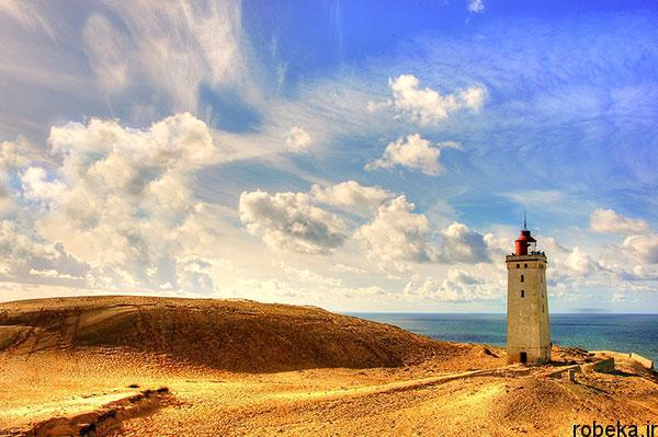 lighthouses 12 عکس هایی زیبا از فانوس های دریایی در روز و شب