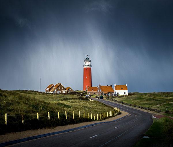 lighthouses 6 عکس هایی زیبا از فانوس های دریایی در روز و شب