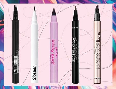 liquid Pen eyebrow 01 ماژیک ابرو چیست؟ چطور از ماژیک ابرو استفاده کنیم؟
