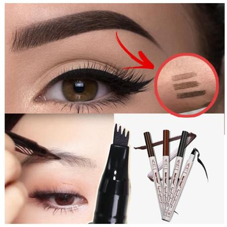 liquid Pen eyebrow 02 ماژیک ابرو چیست؟ چطور از ماژیک ابرو استفاده کنیم؟