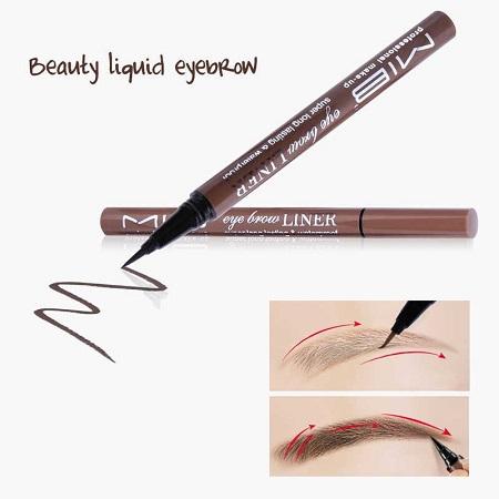 liquid Pen eyebrow 04 ماژیک ابرو چیست؟ چطور از ماژیک ابرو استفاده کنیم؟