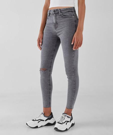 شلوار فاق بلند جین, شلوار جین فاق بلند جدید