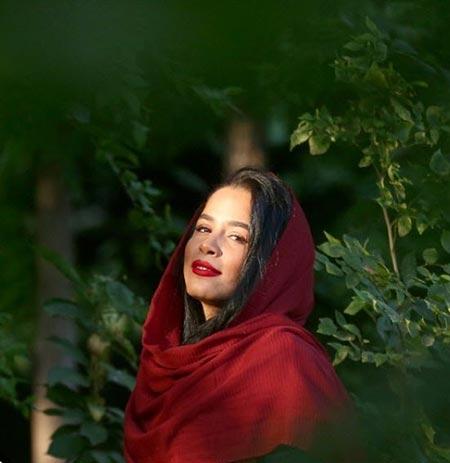 melika sharifinia images23 بیوگرافی ملیکا شریفی نیا + عکس های خانواده اش