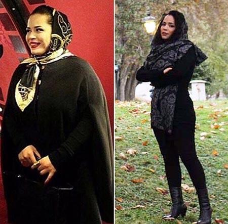 melika sharifinia images25 بیوگرافی ملیکا شریفی نیا + عکس های خانواده اش