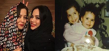melika sharifinia images27 بیوگرافی ملیکا شریفی نیا + عکس های خانواده اش