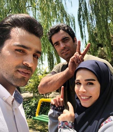 melika sharifinia images28 بیوگرافی ملیکا شریفی نیا + عکس های خانواده اش