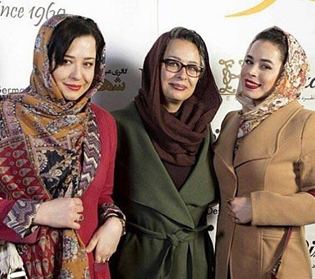 melika sharifinia images29 بیوگرافی ملیکا شریفی نیا + عکس های خانواده اش