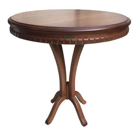 میز خاطره گرد, میز خاطره برنز