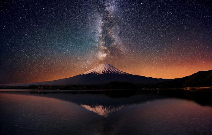 milky way galaxy beautiful photos 11 عکس های زیبا و خیره کننده از کهکشان راه شیری