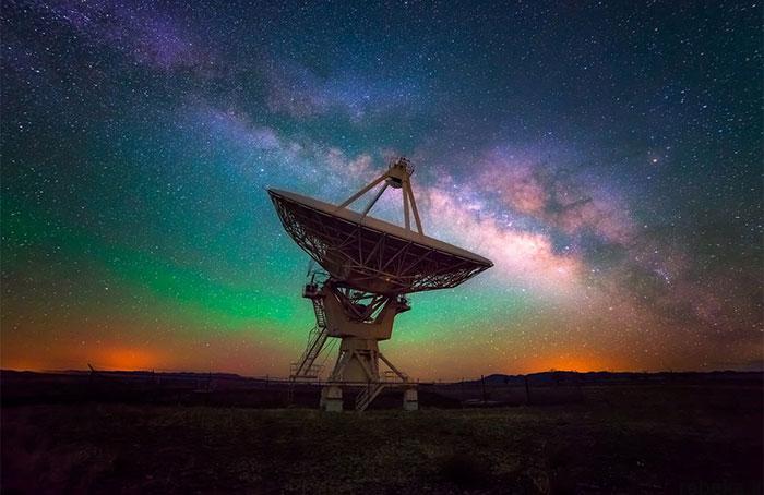 milky way galaxy beautiful photos 12 عکس های زیبا و خیره کننده از کهکشان راه شیری