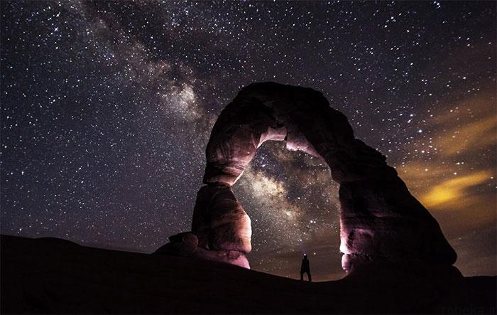 milky way galaxy beautiful photos 18 عکس های زیبا و خیره کننده از کهکشان راه شیری