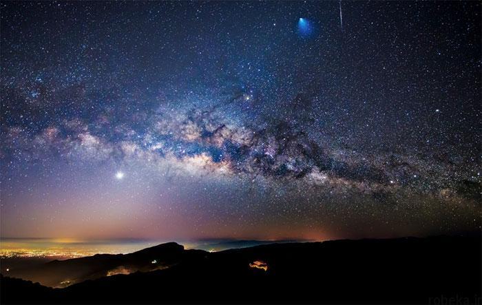 milky way galaxy beautiful photos 19 عکس های زیبا و خیره کننده از کهکشان راه شیری