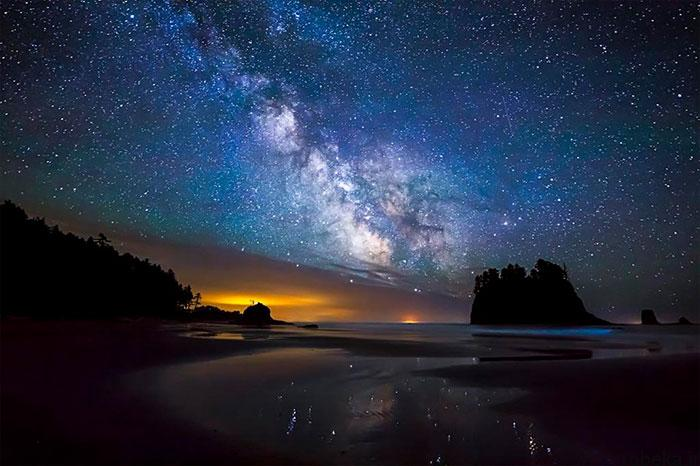 milky way galaxy beautiful photos 20 عکس های زیبا و خیره کننده از کهکشان راه شیری