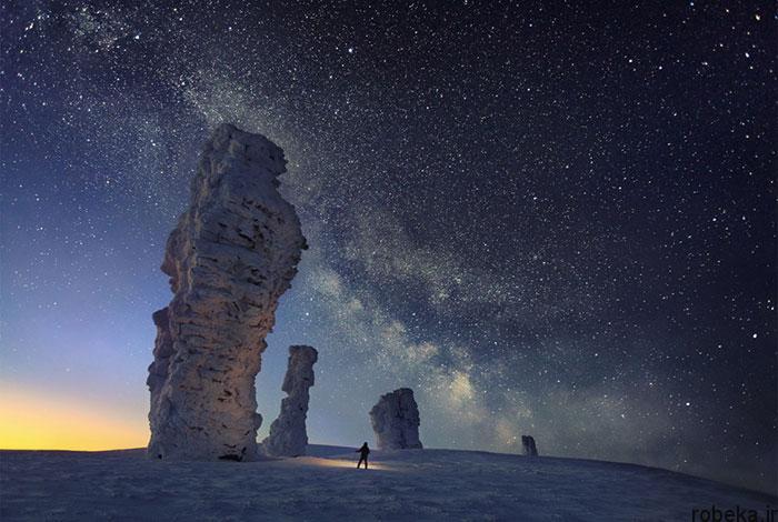 milky way galaxy beautiful photos 21 عکس های زیبا و خیره کننده از کهکشان راه شیری