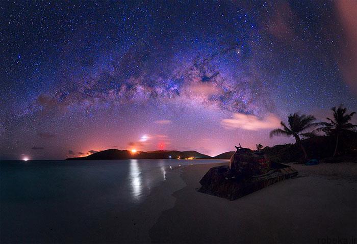 milky way galaxy beautiful photos 24 عکس های زیبا و خیره کننده از کهکشان راه شیری