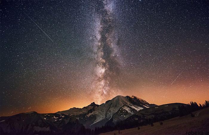 milky way galaxy beautiful photos 25 عکس های زیبا و خیره کننده از کهکشان راه شیری