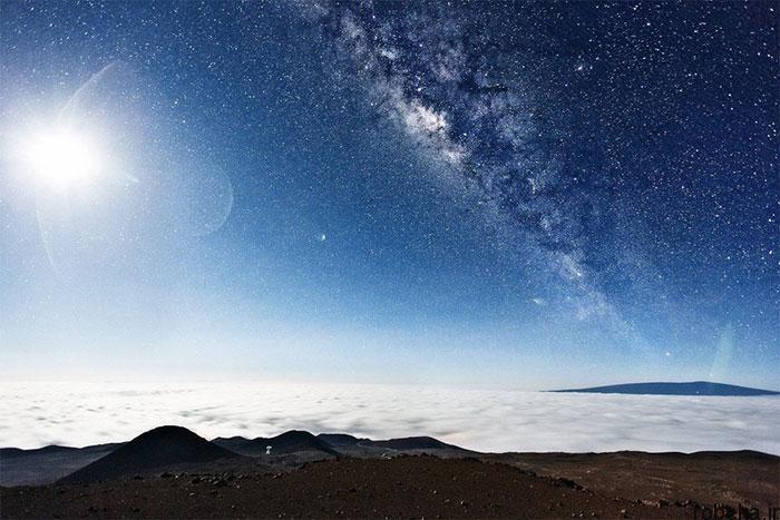 milky way galaxy beautiful photos 26 عکس های زیبا و خیره کننده از کهکشان راه شیری