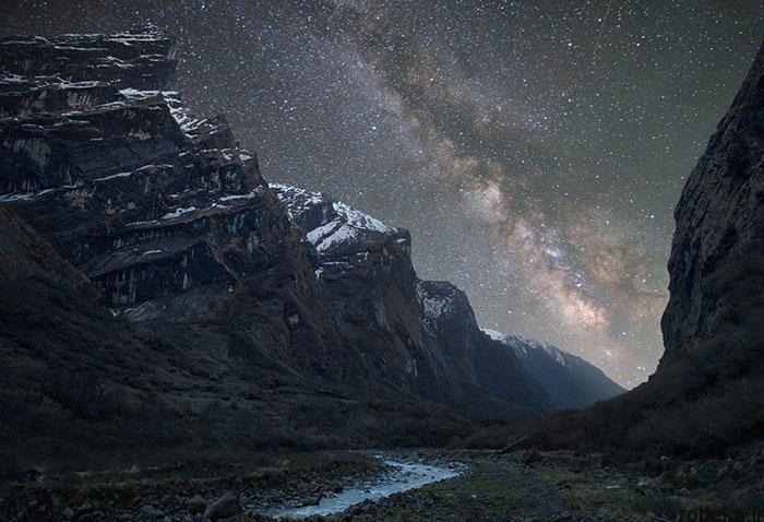 milky way galaxy beautiful photos 29 عکس های زیبا و خیره کننده از کهکشان راه شیری
